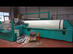 Karl Mayer 3600 mm Warp sizing machine