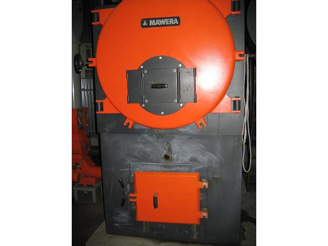 Horno industrial mawera 350 kw maquinas de segunda mano for Horno industrial