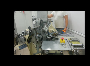 Machine de production, conditionnement et division de beurre I.M.A. Butter Portion Packer