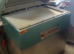 VACUUM PACKING MACHINE WITH PUMP BUSCH 100 m3/ h