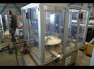 Used Comas R56-R Filling machine - Vial filler