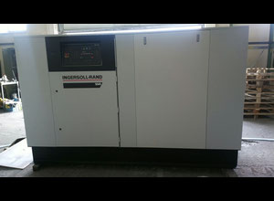 Used Ingersoll-Rand SSR ML110AC Dry screw compressor