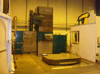 Schiess BFR 2 milling and boring machine CNC