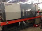 Used Sandretto S8 125 Injection moulding machine