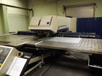 Used Trumpf Trumatic 6000 L Punching machine / nibbling machine with CNC