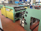 Svecia MARATHON CYLINDER Screen printing machine