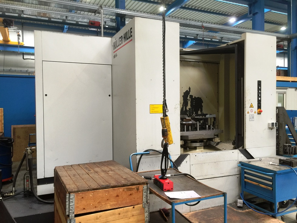 Used horizontal machining center for sale 468