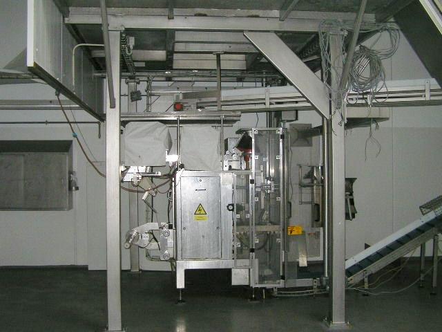 Used Sandiacre Tg320ld Bagging Machine Horizontal