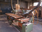 Double mitre saw Wigo Wood saw