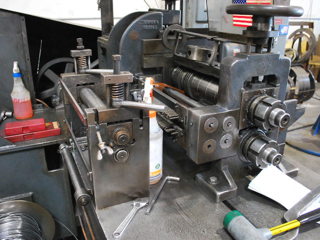 ruesch machine