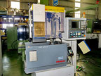 FANUC Robocut-X-OB Wire cutting edm machine