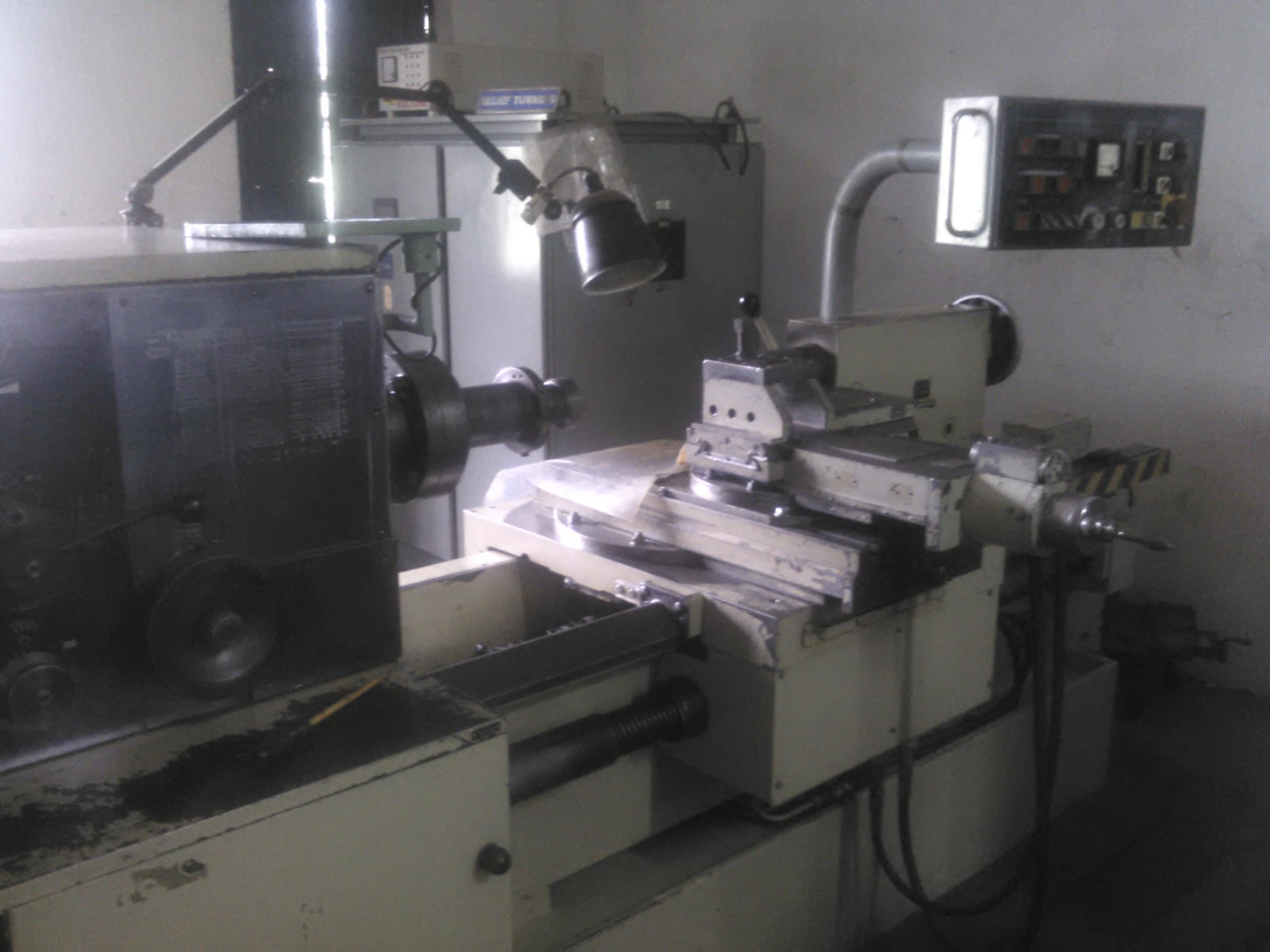 WMW DH250/4, BARBER COLMAN Gear grinding machine - Exapro