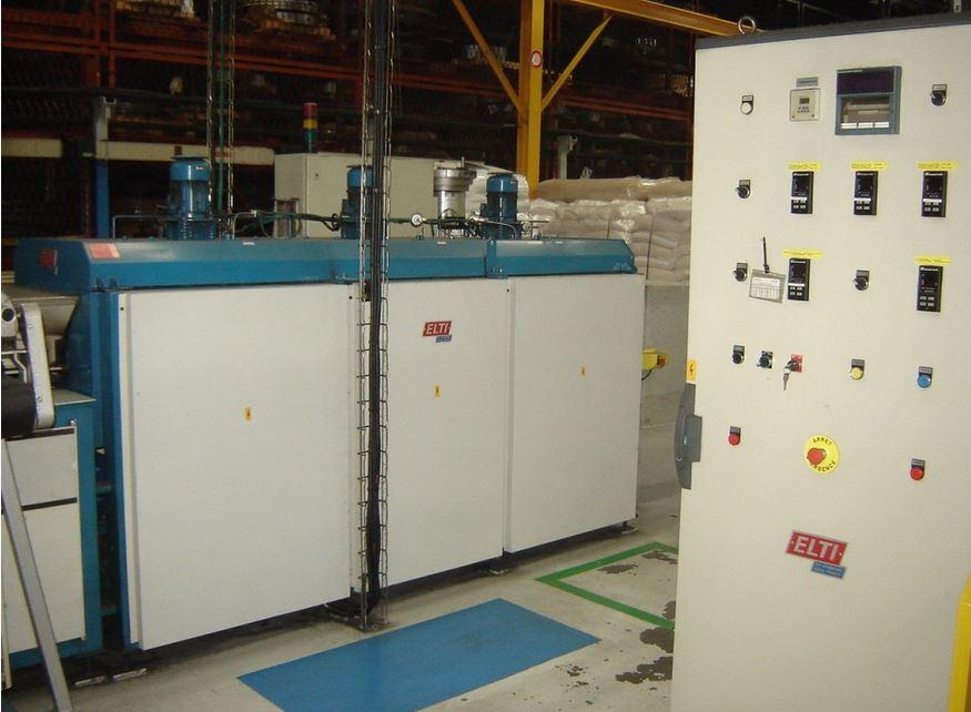 Four tapis elti 450 machines d 39 occasion exapro - Tapis alimentation ovin occasion ...