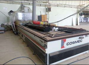 Cosmec CONQUEST 715 Wood CNC machining centre - 5 Axis