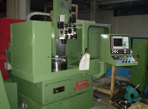 Schaerer D-2000 NC Drehmaschine CNC