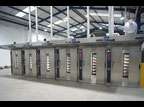 Used Daub Thermo Roll Oven