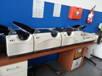 Pitney Bowes 550 Envelopes inserter, encloser, fulfiller