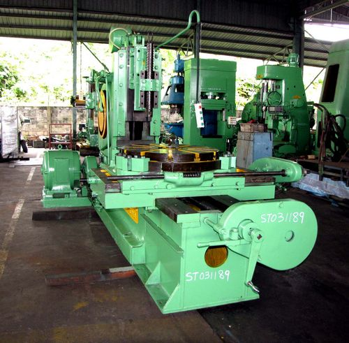 "Used Butler 12.1/2"" Slotting Machine - Exapro"