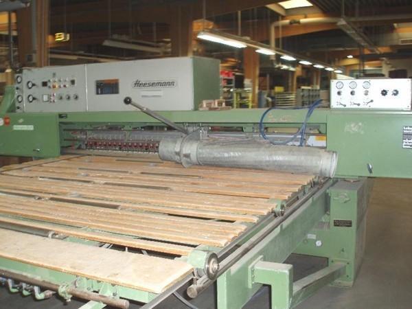 Heesemann BA 2 E Wood grinding machine - Exapro
