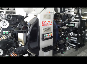 Ko-Pack 250 SUPER Labels printing machine
