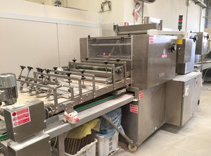 Minipan griss  600x800 Complete bread production line