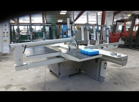 Casadei shark 10 sliding table saw exapro for 10 sliding table saw
