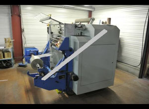 Used DCM PANTHERE S Winder / Slitter