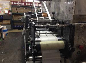 Impresora de etiquetas flexografía KDO - Iwasaki flexo