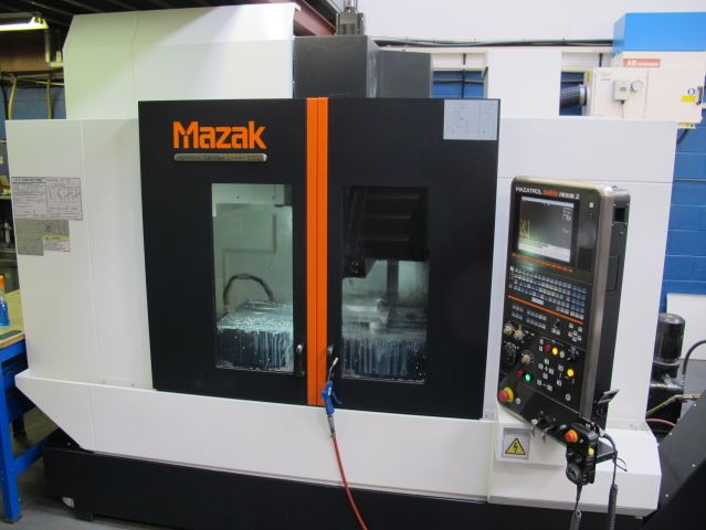 Used Mazak Vcs 530 C Machining Center Vertical Exapro