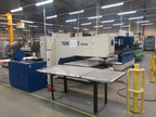 Used Trumpf Trumatic 120 Rotation Punching machine / nibbling machine with CNC