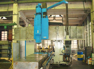 Used Stankoimport 6M610F11 portal / gantry milling machine