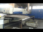 Used Trumpf TC 600L Laser / Punching machine with CNC