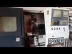 Used Spinner TC 52 cnc lathe