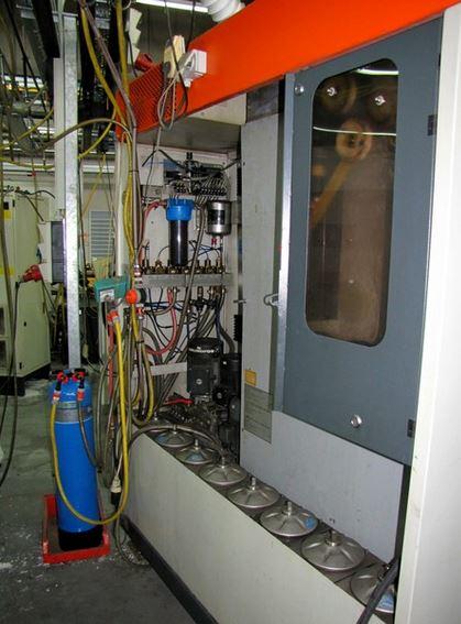 wire cutting edm machine