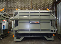 Fours H&C A GAS HEATING FURNACE Induktionsanlagen