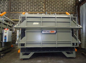 Calentamiento inductivo Fours H&C A GAS HEATING FURNACE