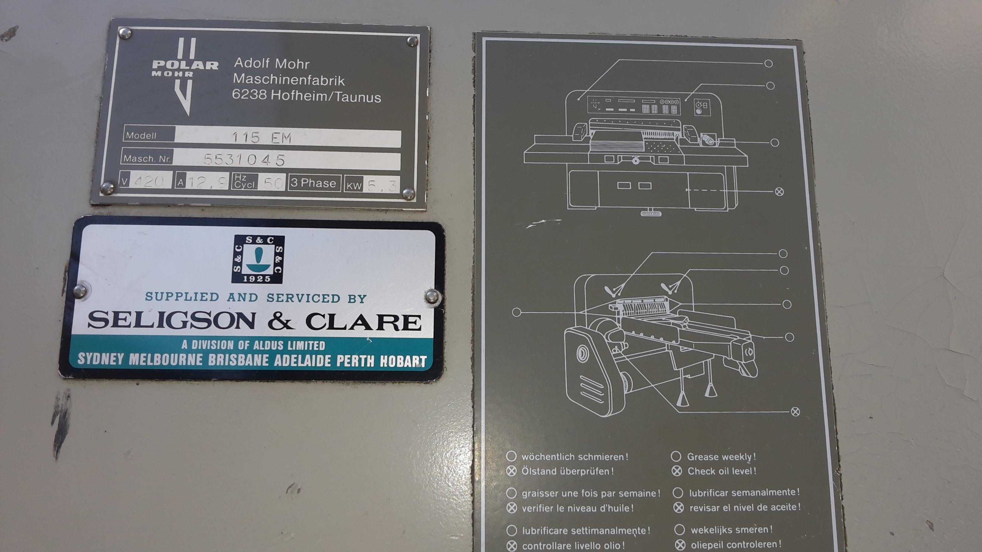 polar machine locations