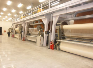 SULZER 360 cm Loom with jacquard