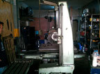 Union borwek 80 Table type boring machine