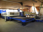 Used Trumpf TC L4030 laser cutting machine