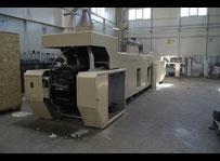 Rapido waffer production line Complete biscuit or croissant production line