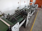 Used Versor 70 folder / gluer