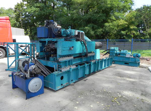 Used Bud-Masz Lutomiersk 2000x1,0-6,0 Complete unwinding unit
