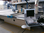 Lectra VECTOR MH Automated cutting machine