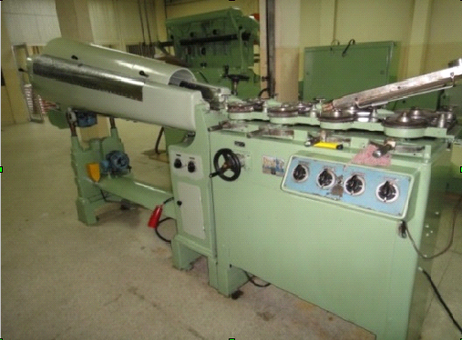 rolling pin machine