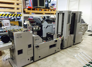 Horizon booklet maker MC-8a MC-8m SPF-10 FC-10