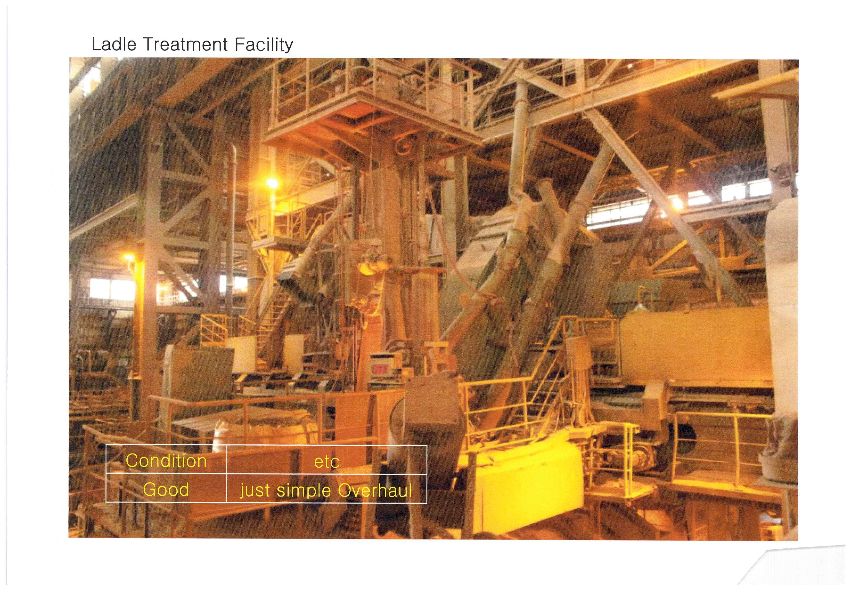 Thyssenkrupp 86ton Charge Induction Heater Furnace Exapro