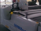 Gerber Gtxl  Automated cutting machine