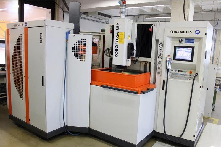 charmilles roboform 35p qcri die sinking edm machine exapro rh exapro com