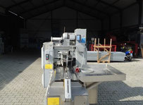 Used BAADER 580 Skinning and filleting machine